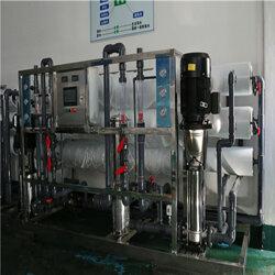 循环水除盐去离子水处理,工业软化水设备,自来水过滤装置图片