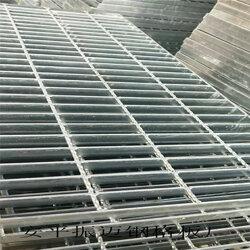 仓库货架平台钢格板中间夹层钢格栅板图片