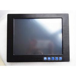 原厂10寸工业显示器液晶显示器电阻触摸图片