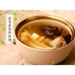 芡实汤料包-无硫百合干-百合干图片