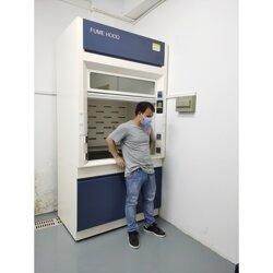 實驗室全鋼通風柜排風柜通風廚廠家直銷圖片