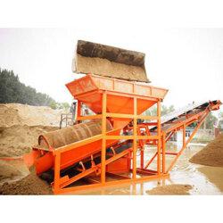 筛沙水洗设备商-山东筛沙机厂家-山东筛沙机图片