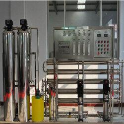 蒸汽鍋爐去離子水,工業純凈水設備,達旺軟化水設備圖片