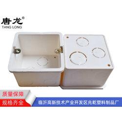 淮南PVC接线盒-汕头PVC接线盒-惠州PVC接线盒厂家图片