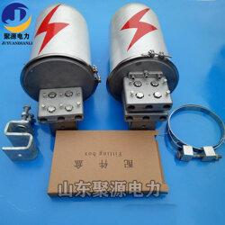 AJS型PC塑料光缆接头盒ADSS光缆卧式接线盒图片