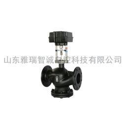 電動溫控閥商-雅瑞(在線咨詢)定西電動溫控閥圖片