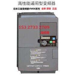 SVC06-0075-LN42日本三墾變頻器 鋼廠變頻器7.5KW 重載矢量型圖片