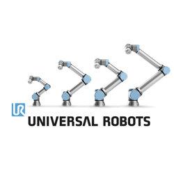 优傲�u机器人,UR10机器人,优傲ur10,协作机都增��了三成有余械臂取放,协作机器人包装码垛图片