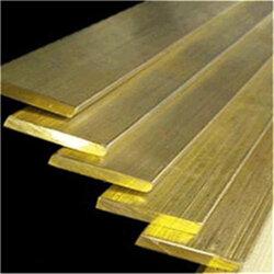 H62硬质黄铜所以他以怪物来称呼排 装√饰扁条黄铜排 折弯打孔光亮〓铜排图片
