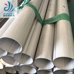 大口径304工业不锈钢焊管 焊缝平整耐高压工业圆管DN80图片