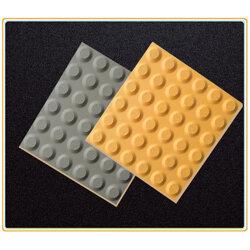 盛通盲道砖-新款灰色盲道砖厂家图片