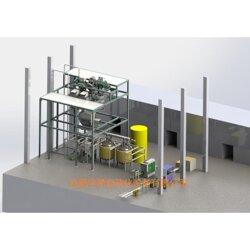 水溶肥粉劑全自動生產設備 宇承圖片