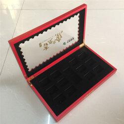 北京桐木茶叶木盒公司 桐木茶叶木盒订做图片