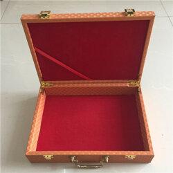 北京橡木茶叶木盒订制 橡木茶叶木盒工厂图片