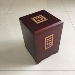 北京桐木茶叶木盒制造 桐木茶叶木盒工厂图片