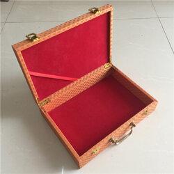 北京橡木茶叶木盒制做 橡木茶叶木盒厂图片