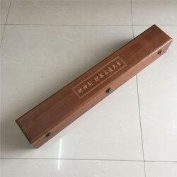 木盒白酒包裝制做-木盒白酒包裝廠家圖片