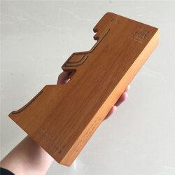 紅酒禮品木盒的制作-紅酒禮品木盒廠家圖片