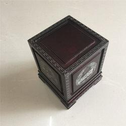 北京橡木茶叶木盒包装盒厂 橡木茶叶木盒图片