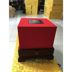 北京红木茶叶木盒制作厂家 红木茶叶木盒图片