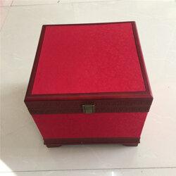 单支红酒木盒-单支红酒木盒定做图片