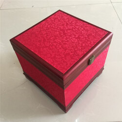 北京高端茶叶木盒商 高端茶叶木盒加工厂家图片