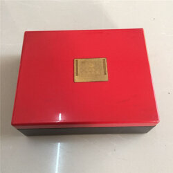 北京红木茶叶木盒订制 红木茶叶木盒订做图片