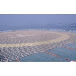 白棕绳 尼龙绳船甲板防滑网 飞机降落网 CCS船检图片