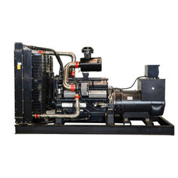 沃尔沃500千瓦发电机组-山东沃尔沃发电机-潍坊沃尔沃发电机图片