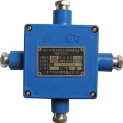 JHH-2-3-4矿用本安型监控线接线盒图片