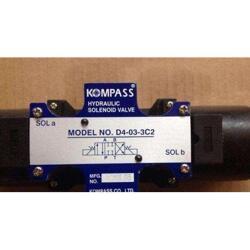 tw康百世KOMPASS电磁换向阀D4-03-3C6-A25电磁流量阀图片
