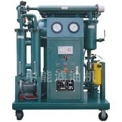 ZY-200高效真空濾油機圖片