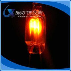 NE-2氖灯 氖管310红色氖灯 电热毯氖灯图片