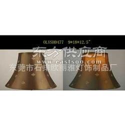 供应西式复古风格布灯罩图片