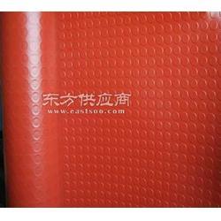 工厂车间用橡胶地板卷材_圆点橡胶地板卷材生产厂家图片