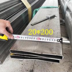 304不锈钢方管15x95x1.5图片