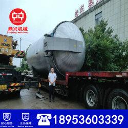 立式硫化罐可蒸汽加热可电加热鼎兴机械实力强大图片