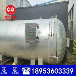 蒸汽加热硫化罐选用Q345R材质加工制作图片