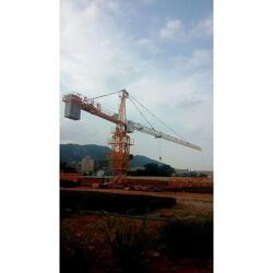 QTZ50塔吊QTZ5011汇友塔吊出厂高度40m图片