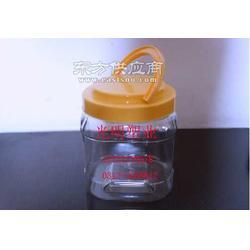 PET透明塑料罐 塑料广口瓶图片