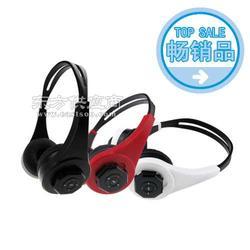 头戴式礼品耳机 可播放MP3音乐耳机 插卡耳机图片
