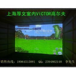 室内高尔夫摸拟器美国全高速摄像室内高尔夫图片