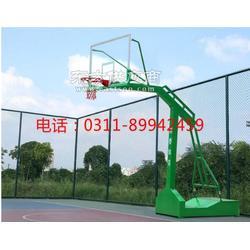 方管地埋式篮球架厂家灌篮高手从这里起跳图片