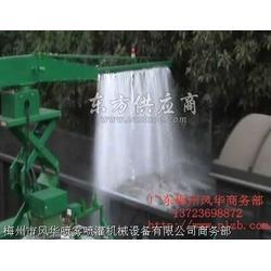 装运点喷洒抑尘固化剂装置/多功能加湿设备图片