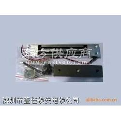 暗装磁力锁/单门磁力锁/电磁锁/ZM150T图片