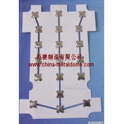 导电膜,金属弹片导电膜, dome片图片