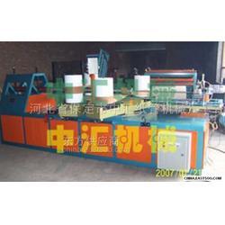 气动多刀纸管精切机械图片