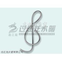 过江龙qd.r.l.009 150豪华双扣淋浴管图片