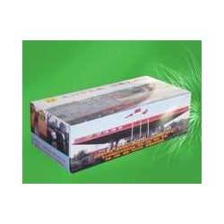 纸抽厂家 广告抽纸定做 盒式面巾纸图片