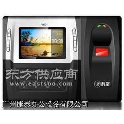 科密y60指纹考勤机 彩屏 usb u盘 ip网络 科密考勤机图片